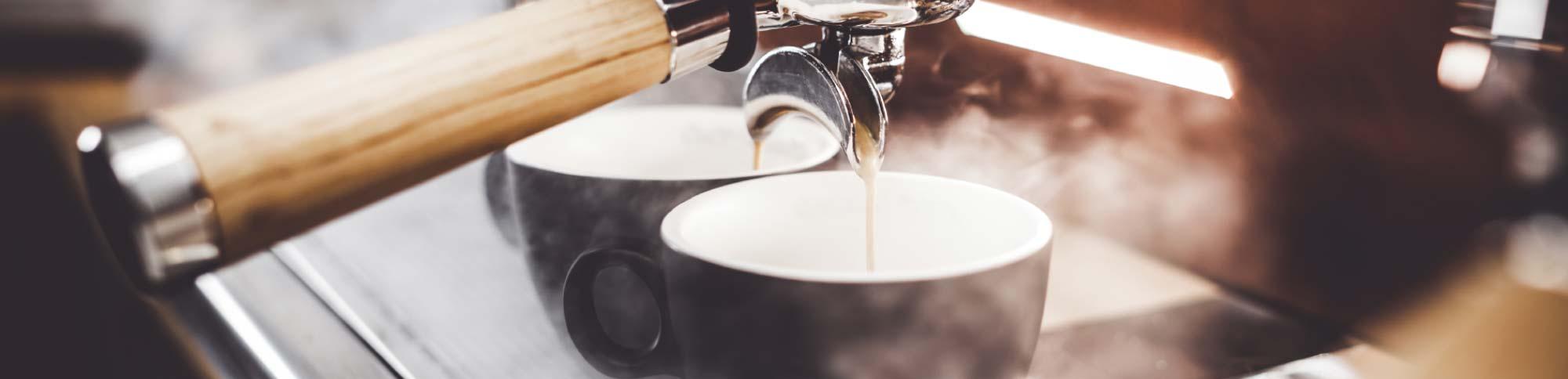 Dzierżawa ekspresu umożliwia delektowanie się kawą najwyższej jakości